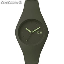Reloj Ice-Watch Glam Hombre Gris Silicona