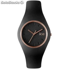 Reloj Ice-Watch Glam Mujer Negro Silicona