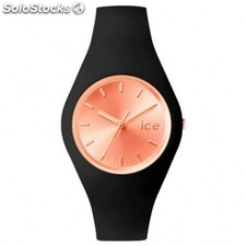Reloj Ice Watch ice chic Mujer Silicona Negro