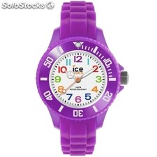 Reloj Ice Watch ice mini Niña Silicona Lila