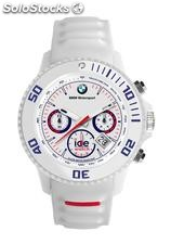 Reloj Ice Watch Ice Watch BM.CH.WE.BB.S.13 Bmw Motorsport Silicona Blanco Hombre