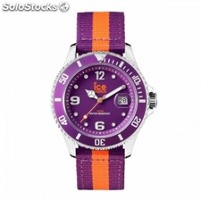 Reloj Ice-Watch United Mujer Púrpura Nailon