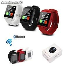 Reloj inteligente bluetooth smartwatch smart watch android ios U8