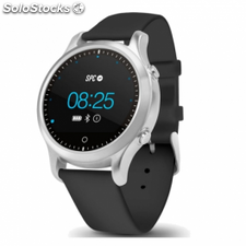 Reloj inteligente smartee watch circle spc 9607s - caja metalica -