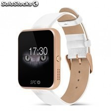 Reloj inteligente smartee watch slim SPC 9608g - caja metalica ultrafina -