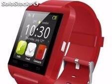 Reloj Inteligente Watch U8 Bluetooth 2.0 para Moviles Android Soporta Español -