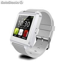 Reloj Inteligente Watch U8 Bluetooth 2,0 para Moviles Android Soporta Español -