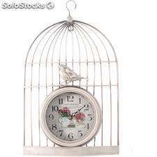 Reloj jaula blanco - b and b - 8430026944118 - 59061