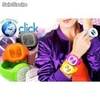Reloj Jelly Silicona con Malla intercambiable