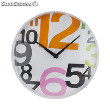 Reloj para la pared the hours - segnale - 8718158307729 - YP7164220