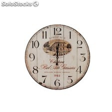 Reloj pared chateau 58cm