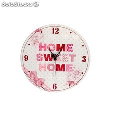 Reloj pared home 26cm