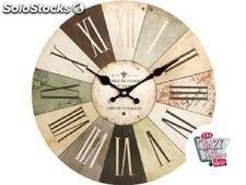 Reloj pared Vintage Chef