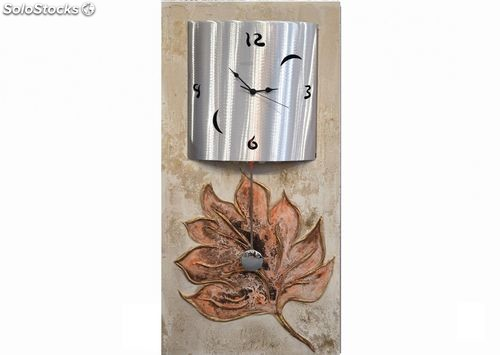 Reloj relieve Nature 40X80