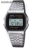 Reloj retro de pulsera digital Casio