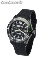 Reloj sparco carbon watch