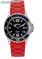 Reloj sparco man watch rojo