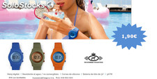 Reloj the extreme collection deporte casual unisex resistente al agua unixex