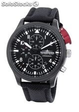 Reloj Thunderbirds Black Edition Chrono 1066-01