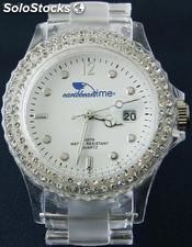 Reloj white6diamonds