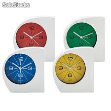 Relojes de pared, escritorio, pulso