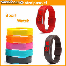 Relojes Led Sport watch