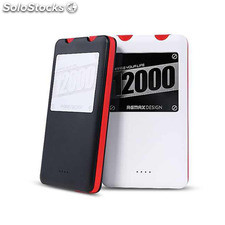 REMAX Kingkong Polymer serie Core Power Bank 12.000 mAh (dos colores)