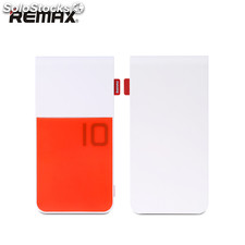 REMAX serie colorida banco de la energía 10000mAh (tres colores)