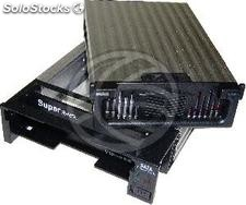 Removable hdd SATA2 3.5 Aluminum (Black - 2 Vent) (AR48)
