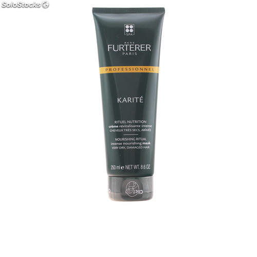 Rene Furterer KARITE intense nourishing mask 250 ml