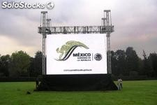 Rental led Display,Slim,Lightweight, quick to set up and dismantle