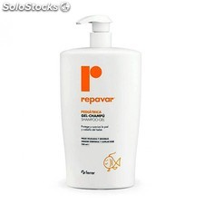 Repavar gel champu pediatrica 750 ml