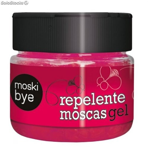 Repelente Moscas Gel 125Gr Flower