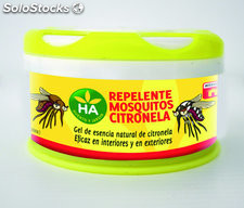 Repelente mosquitos citronela 80 ml