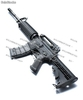 Replica fusil electrico m4a1 airsoft