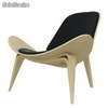 Réplica wegner chair ch07 Roble americano