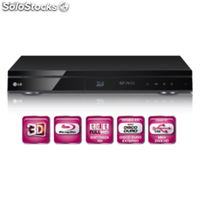 Reproductor Blu-Ray LG HR720T 3D
