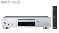 Reproductor CD pioneer PD30AES Plata usb