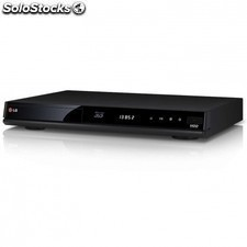 Reproductor de bluray LG hr939d - doble receptor tdt - disco duro 1tb - 3d -