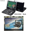 Reproductor Dvd Portatil 9 Pulgadas Tv Usb Sd
