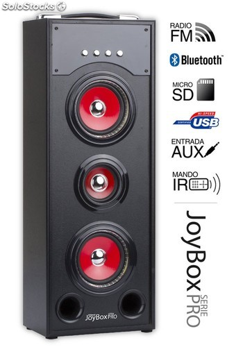 Reproductor JoyBox Serie Pro On PEC03-11166