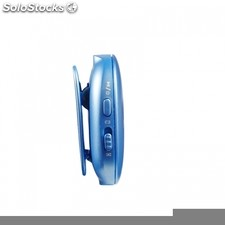 Reproductor MP3 8 GB Intenso music dancer azul