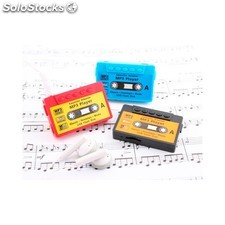 Reproductor MP3 cassette retro