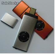 Reproductor MP3 con 4GB Memoria Usb
