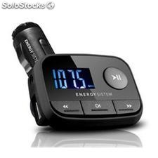 Reproductor MP3 para Coche Energy Sistem FM lcd sd / sd-hc (32 GB) usb Negro
