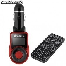 Reproductor MP3 para coche NGS spark v2 - transmisor fm - 206 canales - sd/USB