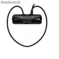 Reproductor mp3 sony nwzw273sb acuatico 4gb negro