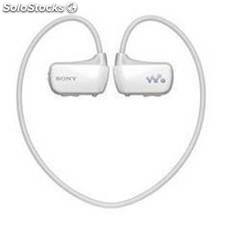 Reproductor mp3 sony nwzw273sw acuatico 4gb blanco
