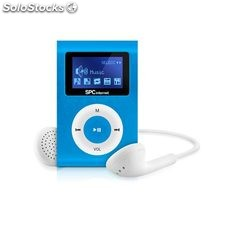 Reproductor MP3 spc Internet 4GB radio FM 8544A
