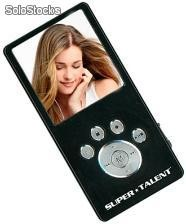 Reproductor MP3 Super Talent MEGA Screen 2GB Negro